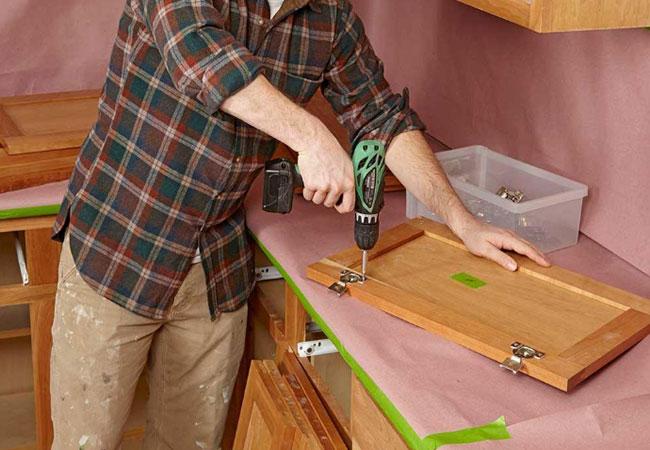 pintando-muebles-cocina